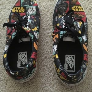 """Star Wars Vans """"Classics Repeat"""""""
